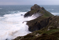 storm at Gurnard's Head
